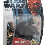 Figurine StarWars : Star Wars Film Heroes Darth Vader Action Figurine MH06 - Attaque des Clones
