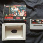 SUPER STAR WARS Super Nintendo SNES Game - Bonne affaire StarWars