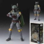 StarWars figurine : Bandai S.H.Figuarts Boba Fett (Star Wars Episode VI - Return of the Jedi) Figure
