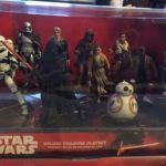 Figurine StarWars : Star Wars Force Awakens Deluxe Figurine Figure Play Set Disney Store Exclusive