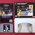 Star Wars: Shadows of the Empire - N64 - - jeu StarWars