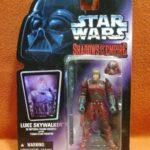 Figurine StarWars : Figurine Star Wars Shadows Of The Empire Luke Skywalker Kenner Sealed