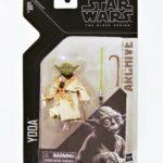 "Figurine StarWars : Star Wars The Black Séries Archive 6 "" Yoda Figurine"