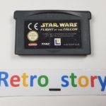 Nintendo Game Boy Advance GBA - Star Wars - Avis StarWars