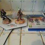 Disney Infinity 3.0 Star Wars Starter Pack - - Bonne affaire StarWars