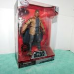 """StarWars figurine : New Disney Store Star Wars Elite Series Die Cast Action Figurine Finn -- 6"""" Tall"""