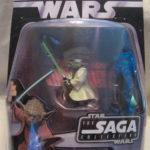 StarWars collection : Star Wars - The Saga Collection - Basique Figurine - Yoda