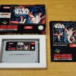 SUPER STAR WARS - SUPER NINTENDO SNES PAL - pas cher StarWars