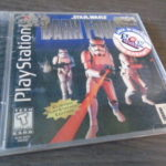 pour ps1 Star Wars DARK FORCES us complet - pas cher StarWars