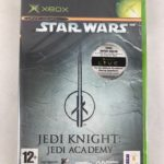 Xbox Star Wars Jedi Knight: Jedi Academy - Bonne affaire StarWars