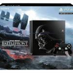 Consola Playstation Star Wars Ps4 bundle - jeu StarWars