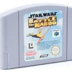 Star Wars Episode 1: Battle For Naboo - N64 - pas cher StarWars
