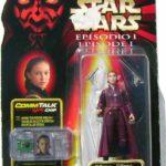 StarWars figurine : Star Wars Episode I Queen Amidala Naboo Figurine Commtalk