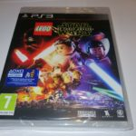 LEGO STAR WARS THE FORCE AWAKENS, PS3, NEW, - Bonne affaire StarWars