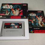 Super Star Wars SNES Spiel komplett mit OVP - Avis StarWars