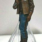 StarWars collection : Disney FINN FIGURINE Cake TOPPER STAR WARS Toy Rise of Skywalker Jedi NEW