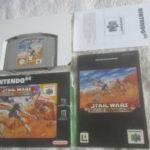 Star Wars Rogue Squadron / CIB / Nintendo 64 - Occasion StarWars
