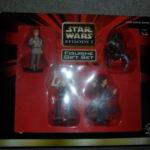 StarWars figurine : BRAND NEW SEALED Star Wars Figurine Gift Set Applause Anakin Padme SUPER RARE