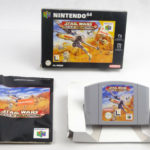 Star Wars Rogue Squadron Nintendo 64 N64 - jeu StarWars