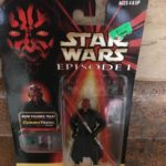 StarWars collection : STAR WARS EPISODE 1 DARTH MAUL ACTION-FIGURE COLLECTIBLE FIGURINE