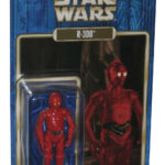 StarWars collection : Star Wars Droid Factory R-3D0 Rouge Disney Store Parcs Figurine Exclusive