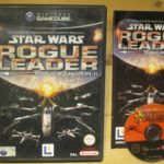 Star War Rogue Leader for Gamecube/Wii. Boxed - pas cher StarWars