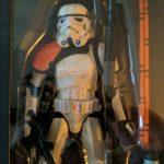 Figurine StarWars : STAR WARS BLACK SERIES 6 INCH #03 ORANGE PAULDRON IMPERIAL SANDTROOPER FIGURE oo