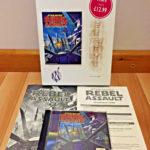 Star Wars Rebel Assault Big Box PC Game - Occasion StarWars