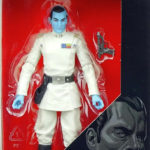StarWars collection : Figurine star wars hasbro black series GRAND ADMIRAL THRAWN EMPIRE AMIRAL FORCE
