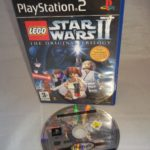 Sony Playstation 2 PS2 Console Game - Lego - Avis StarWars