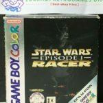 Star Wars Episode 1 - Racer // Gameboy Color - jeu StarWars