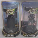 StarWars collection : *NIP* STAR WARS Epic Force Set of 2 Rotating Figurines - Boba Fett