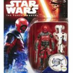 StarWars collection : Star Wars The Force Awakens Guavian 9.5cm Action Figurine