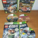 Children/Kids XBOX 360 LEGO Games: LEGO Star - Occasion StarWars