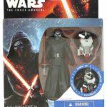 StarWars figurine : Star Wars The Force Awakens Kylo Ren Figurine One Size Black multi