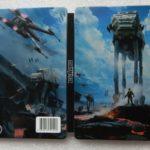 Star Wars Battlefront PS4 Steelbook ONLY - pas cher StarWars