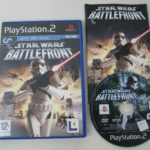 Star Wars Battlefront - Sony PS2 Playstation - pas cher StarWars