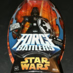 StarWars collection : Figurine Starwars Force Battlers Dark Vador Darth Vader Hasbro 2005