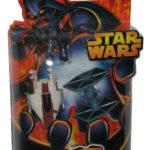 StarWars collection : Star Wars Micro Véhicules Retour Du Jedi Espace Assault Jouet Figurine Set