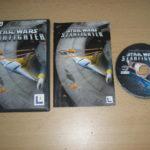 Star Wars STARFIGHTER Pc Cd Rom STAR FIGHTER - Occasion StarWars