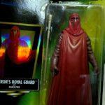 Figurine StarWars : Star Wars Emperor's Royal Garde Action Figurine #69717 Kenner/Hasbro 1997