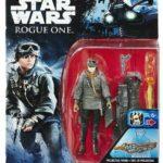 Figurine StarWars : Star Wars Rogue un Sergent Jyn Erso Action Figurine