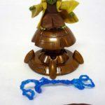 StarWars figurine : Star Wars Yoda Saga Action Figurine Jedi Master Complet 2002