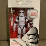 StarWars collection : Star Wars Black Series 6 Inch First Order Stormtrooper First Edition IN HAND New