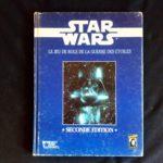 JDR / jeu de rôle - STAR WARS 2ème édition - - Avis StarWars