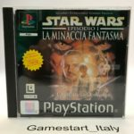 STAR WARS EPISODIO 1 LA MINACCIA FANTASMA PS1 - Avis StarWars