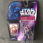 StarWars collection : Figurine Star Wars Shadow Of The Empire Dash Rendar Kenner Sealed