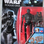 Figurine StarWars : Figurine STAR WARS ROGUE K-2S0 NEUF SOUS BLISTER HASBRO DISNEY 2016