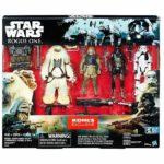 Figurine StarWars : Star Wars Rogue One Battle 4-Pack Figurine Set