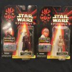 StarWars collection : New STAR WARS EPISODE 1 QUEEN AMIDALA & ANAKIN SKYWALKER action Figurines